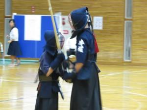 剣道個人戦