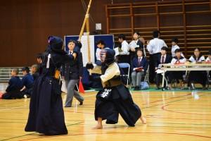 女子剣道個人戦
